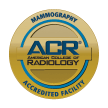 American College of Radiology: Mammography Accredited Facility