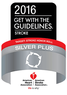 2016 Get With the Guidelines Stroke Certification