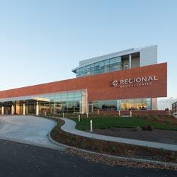 ER Wait Times Regional Medical Center